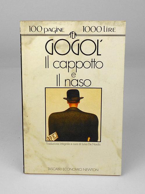 """BOOKS Tascabili Newton n°44 """"GOGOL - Il cappotto e Il naso"""""""