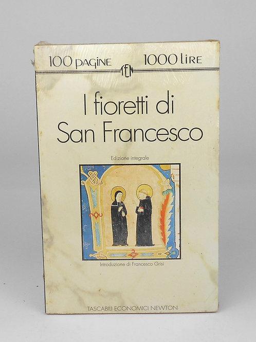 "BOOKS Tascabili Newton n°84 ""I fioretti di San Francesco"""