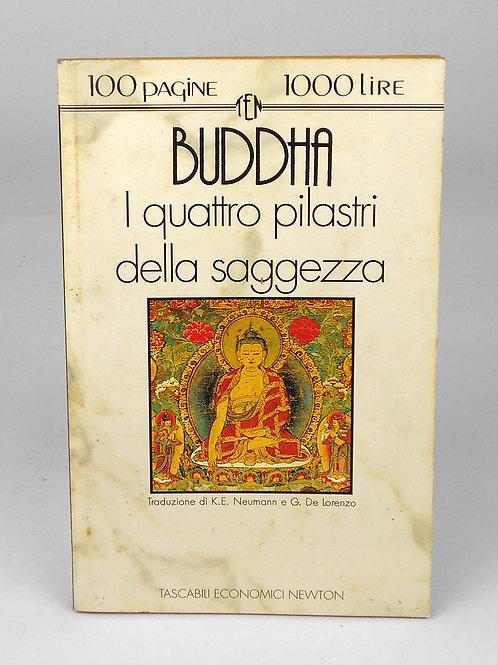 "BOOKS Tascabili Newton n°23 ""BUDDHA - I quattro pilastri della saggezza"""