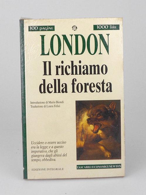 """BOOKS Tascabili Newton n°210 """"LONDON - Il richiamo della foresta"""""""