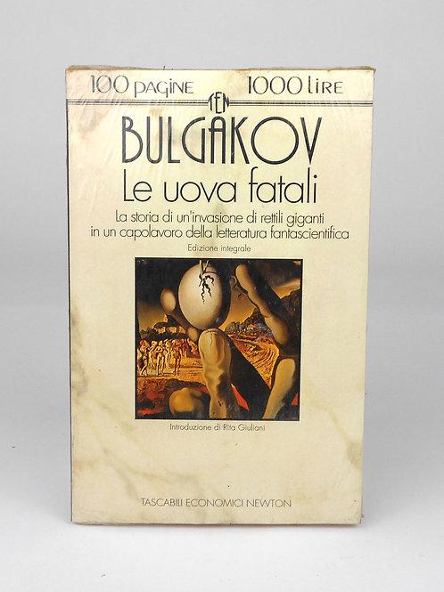 "BOOKS Tascabili Newton n°102 ""BULGAKOV - Le uova fatali"""