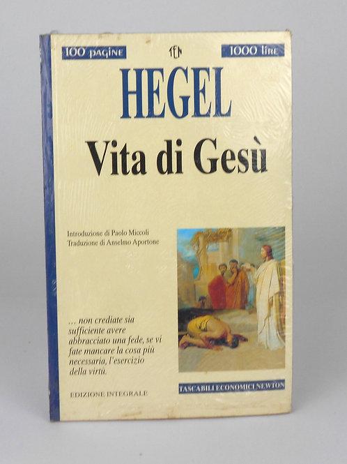 "BOOKS Tascabili Newton n°248 ""HEGEL - Vita di Gesù"""