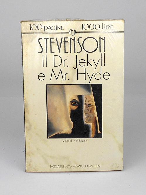 """BOOKS Tascabili Newton n°6 """"STEVENSON - Dr Jekyll e Mr Hyde"""""""