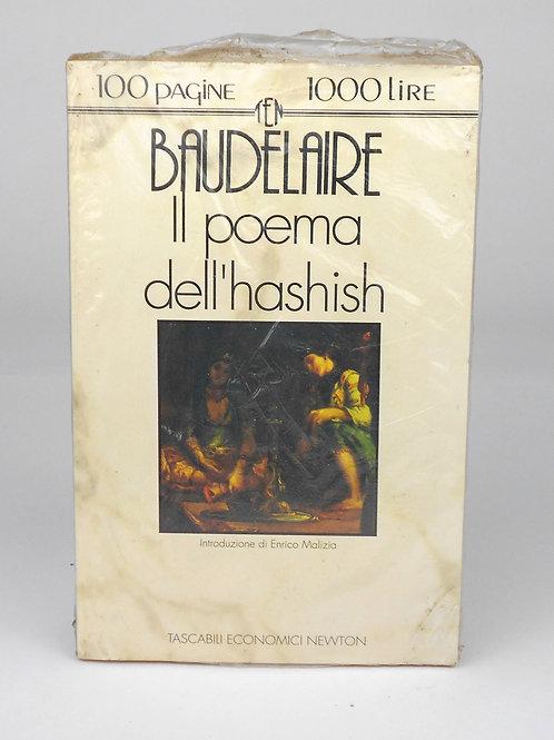 "BOOKS Tascabili Newton n°35 ""BAUDELAIRE - Il poema dell'hashish"""
