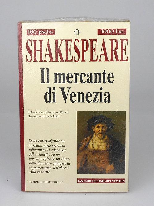 """BOOKS Tascabili Newton n°220 """"SHAKESPEARE - Il mercante di Venezia"""""""