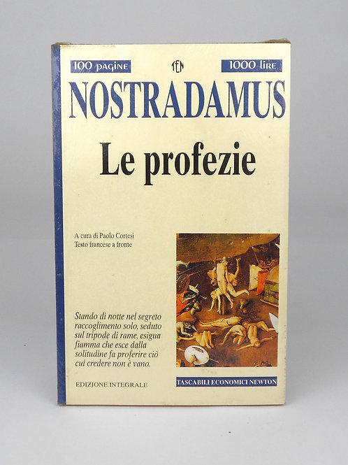 "BOOKS Tascabili Newton n°211 ""NOSTRADAMUS - Le profezie"""