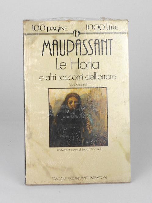 "BOOKS Tascabili Newton N°140 ""MAUPASSANT - Le Horla"""
