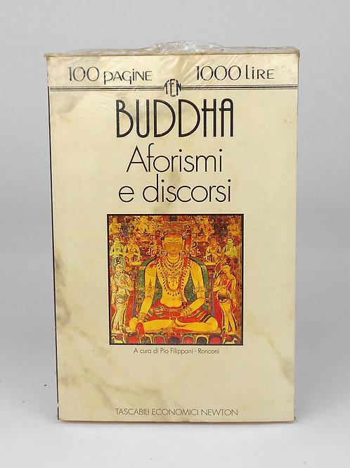 """BOOKS Tascabili Newton n°142 """"BUDDHA - Aforismi e discorsi"""""""