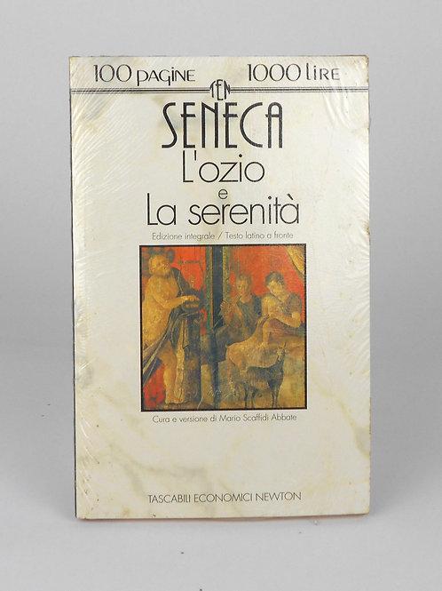 """BOOKS Tascabili Newton N°39 """"SENECA - L'0zio e la serenità"""""""