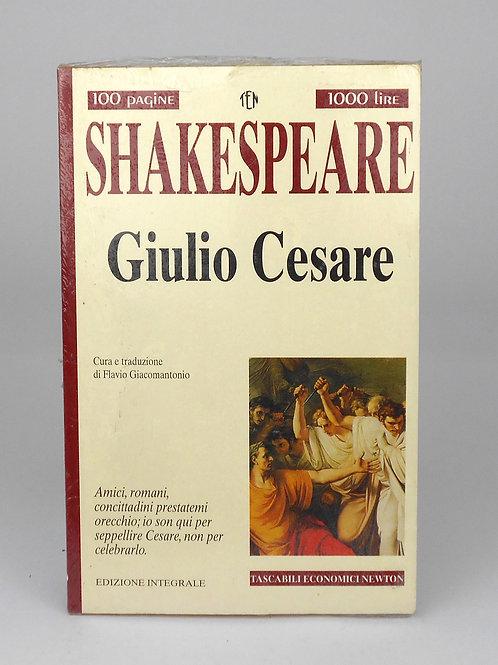 "BOOKS Tascabili Newton n°227 ""SHAKESPEARE - Giulio Cesare"""