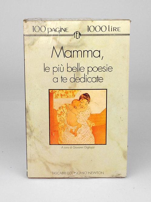 "BOOKS Tascabili Newton n°153 ""MAMMA le più belle poesie"""