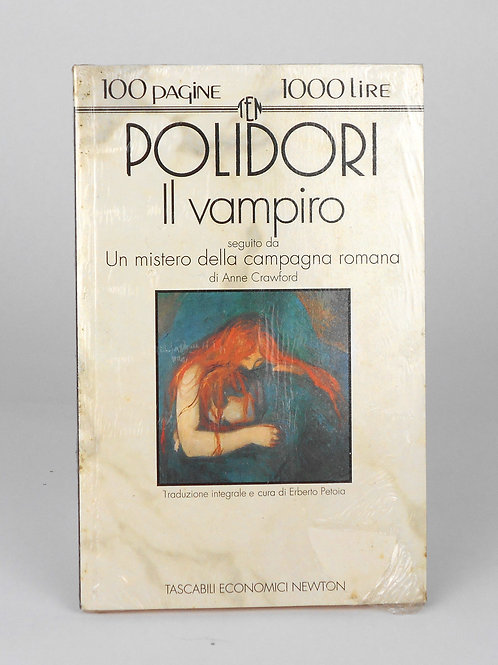 "BOOKS Tascabili Newton N°42 ""POLIDORI - Il vampiro"""