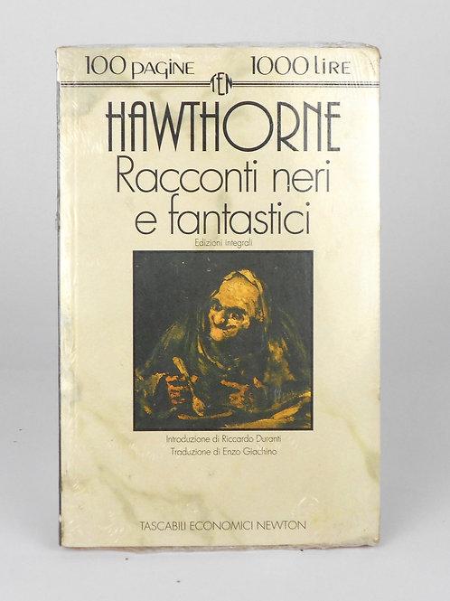 """BOOKS Tascabili Newton N°159 """"HAWTHORNE - Racconti neri e fantastici"""""""