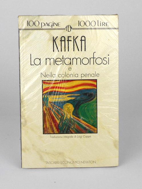 """BOOKS Tascabili Newton N°3 """"Kafka - La metamorfosi"""""""