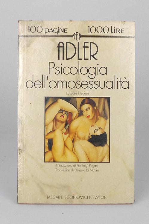 """BOOKS Tascabili Newton n°173 """"ADLER - Psicologia dell'omosessualità"""""""