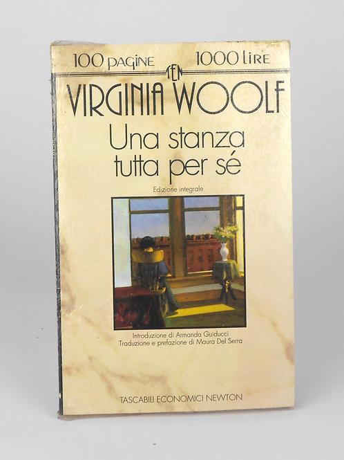 "BOOKS Tascabili Newton N°101 ""VIRGINIA WOOLF - Una stanza tutta per se"""