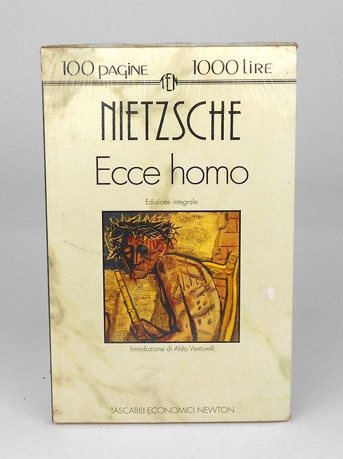 "BOOKS Tascabili Newton n°49 ""NIETZSCHE - Ecce homo"""