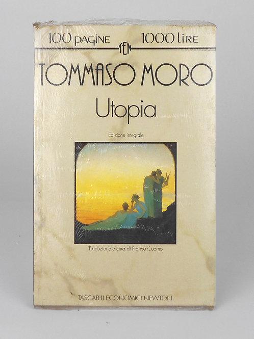 "BOOKS Tascabili Newton N°139 ""TOMMASO MORO - Utopia"""