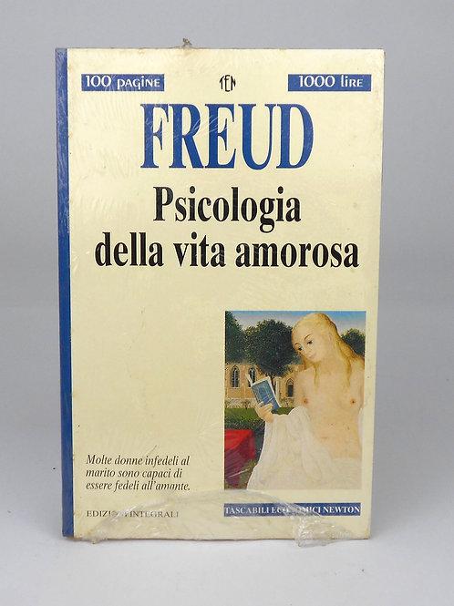 "BOOKS Tascabili Newton n°239 ""FREUD - Psicologia della vita amorosa"""