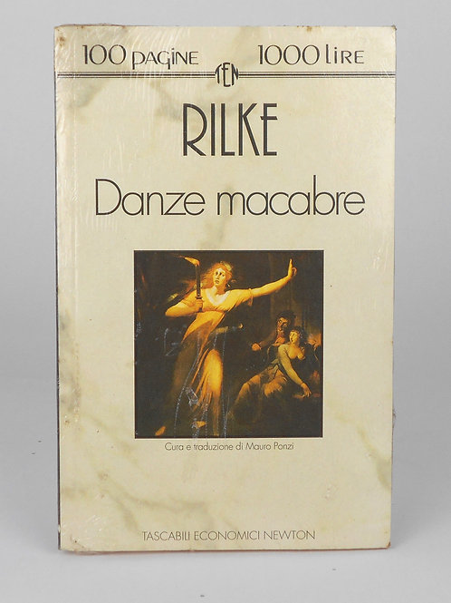"BOOKS Tascabili Newton n°177 ""RILKE - Danze macabre"""