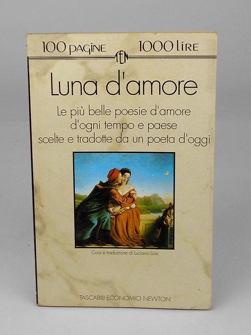 "BOOKS Tascabili Newton n°137 ""LUNA D'AMORE - poesie d'amore"""