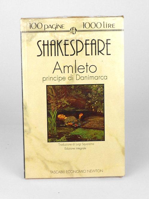 "BOOKS Tascabili Newton N°2 ""Shakespeare - AMLETO: principe di Danimarca"""