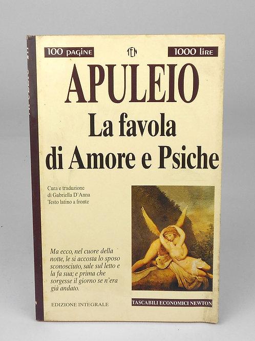 """BOOKS Tascabili Newton n°244 """"APULEIO - La favola di Amore e Psiche"""""""