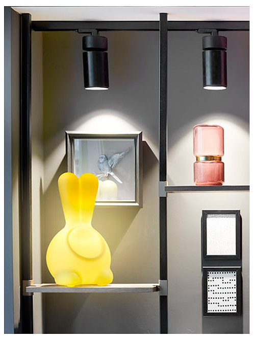 AM LAMP IN THE SHAPE OF A BUNNY