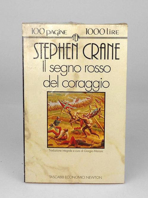 """BOOKS Tascabili Newton n°133 """"CRANE - Il segno rosso del coraggio"""""""