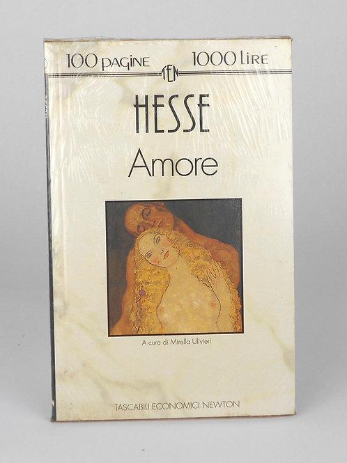 "BOOKS Tascabili Newton N°60 ""HESSE - Amore"""