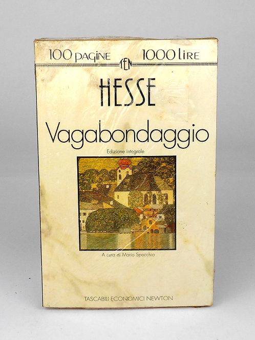 "BOOKS Tascabili Newton n°4 ""HESSE - Vagabondaggio"""