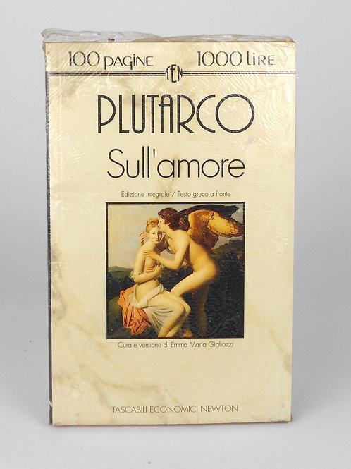 "BOOKS Tascabili Newton n°178 ""PLUTARCO - Sull'amore"""