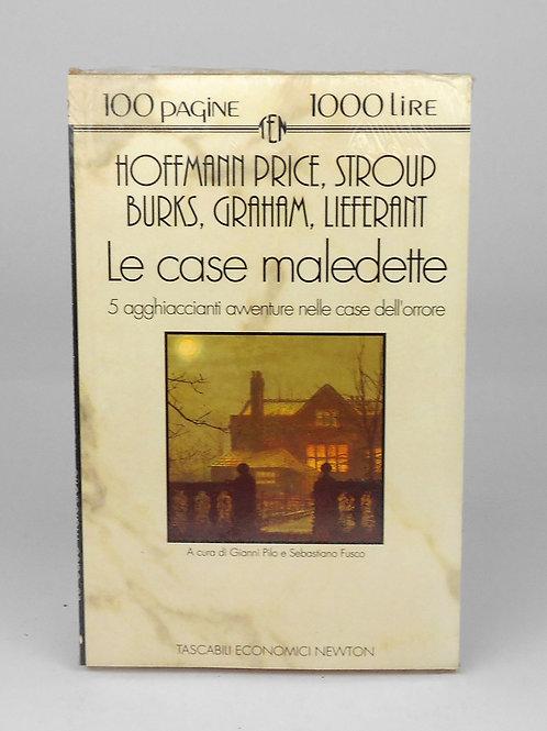 """BOOKS Tascabili Newton n°132 """"Le case maledette"""""""