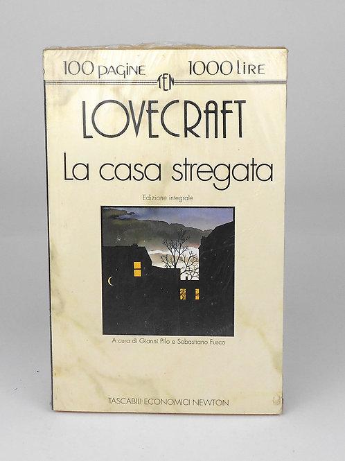 """BOOKS Tascabili Newton n°56 """"LOVECRAFT - La casa stregata"""""""