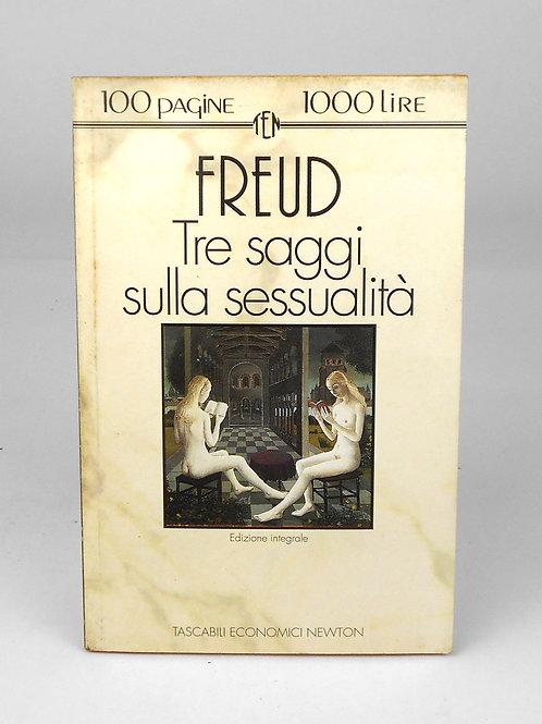 "BOOKS Tascabili Newton n°25 ""FREUD - Tre saggi sulla sessualità"""