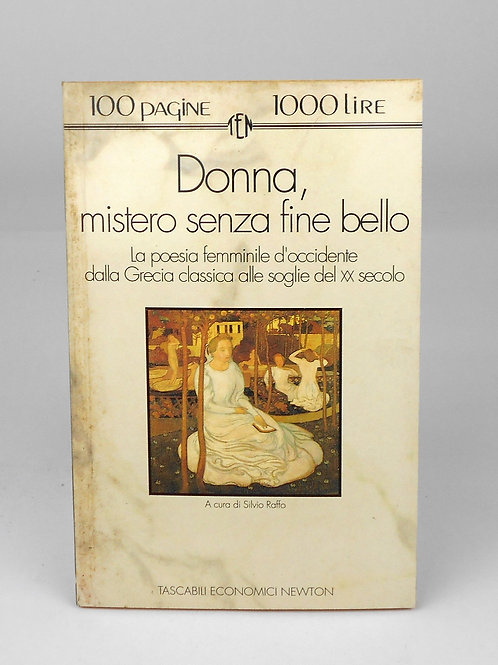 "BOOKS Tascabili Newton n°143 ""DONNA, mistero senza fine bello"""