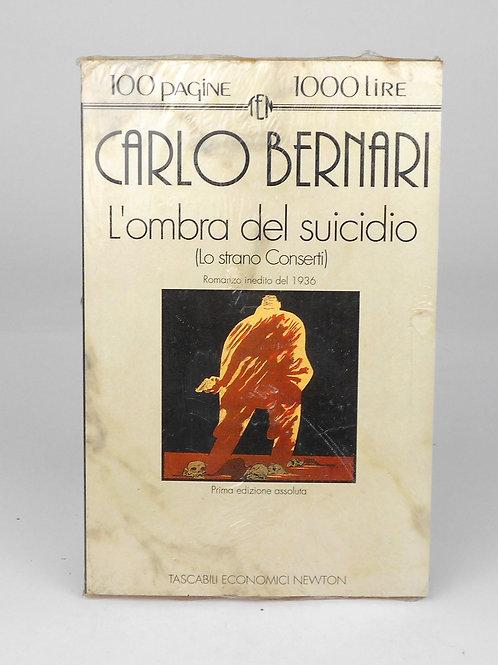 """BOOKS Tascabili Newton n°105 """"BERNARI - L'ombra del suicidio"""""""