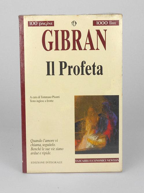 """BOOKS Tascabili Newton n°233 """"GIBRAN - Il profeta"""""""