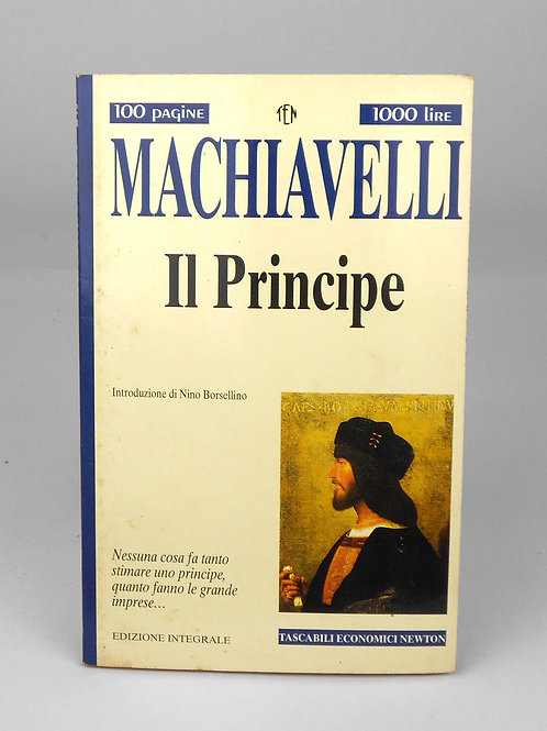 "BOOKS Tascabili Newton n°246 ""MACHIAVELLI - Il Principe"""