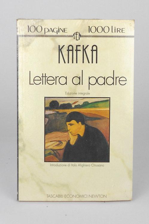 """BOOKS Tascabili Newton N°54 """"KAFKA - Lettera al padre"""""""