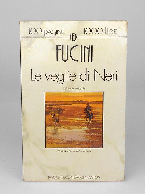 "BOOKS Tascabili Newton n°55 ""FUCINI - Le veglie di Neri"""