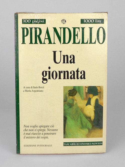 """BOOKS Tascabili Newton n°204 """"PIRANDELLO - Una giornata"""""""