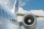 Cat Aviation Falcon 2000LX Engi