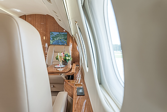 Cat Aviation VIP Cabin