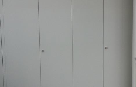 Elektrofront geschlossen