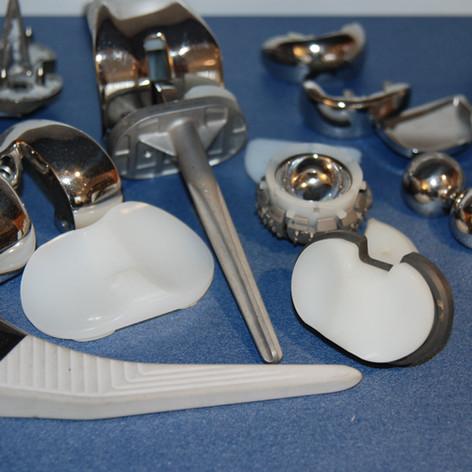 Ersatzteile Prothesen