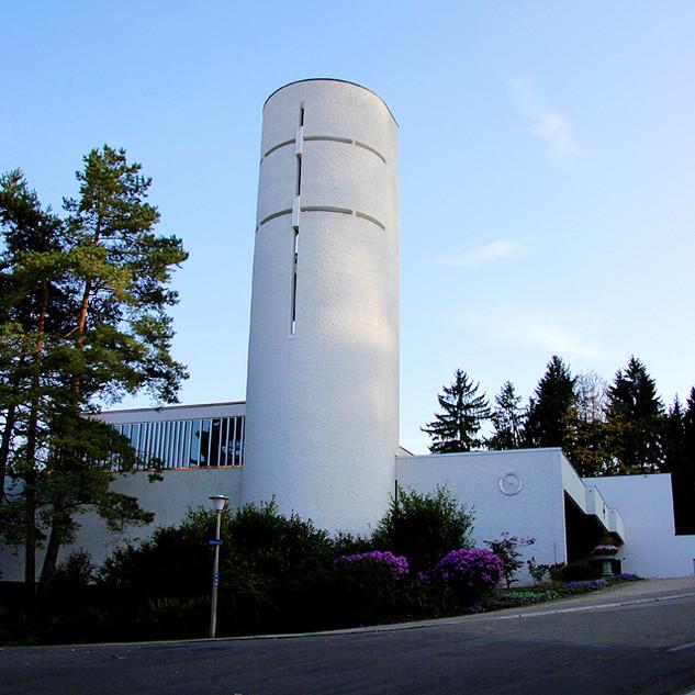 Katholische Kirche, Langnau