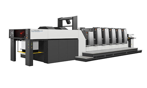 KOMORI Lithrone G29 Offsetdruckmaschine