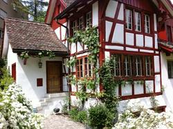 Sanierung Riegelhaus Zürich