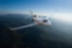 Cat Aviation Falcon 7X inflight